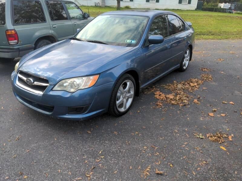 2008 Subaru Legacy for sale at Garys Motor Mart Inc. in Jersey Shore PA