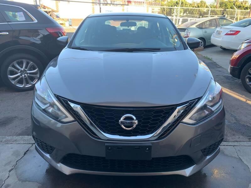 2017 Nissan Sentra for sale at Aria Auto Sales in El Cajon CA