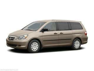 2005 Honda Odyssey for sale at Winchester Mitsubishi in Winchester VA