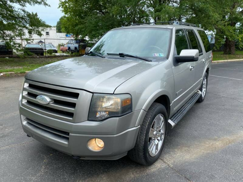 2008 Ford Expedition for sale at Car Plus Auto Sales in Glenolden PA