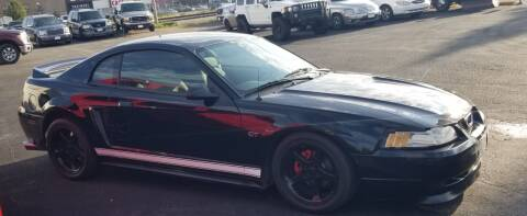 2000 Ford Mustang for sale at Tower Motors in Brainerd MN