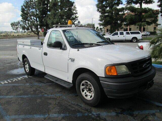 2004 Ford F-150 Heritage for sale at Wild Rose Motors Ltd. in Anaheim CA