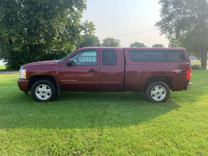 2008 Chevrolet Silverado 1500 for sale at Velp Avenue Motors LLC in Green Bay WI