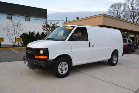 2011 Chevrolet Express Cargo for sale at Father and Son Auto Lynbrook in Lynbrook NY