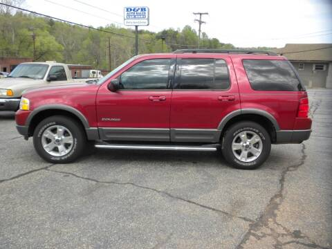 2004 Ford Explorer for sale at D & B Auto Sales & Service in Martinsville VA