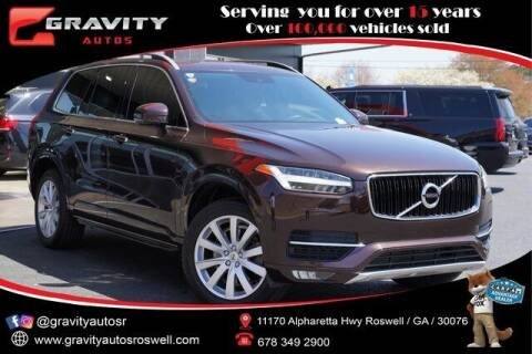 2018 Volvo XC90 for sale at Gravity Autos Roswell in Roswell GA