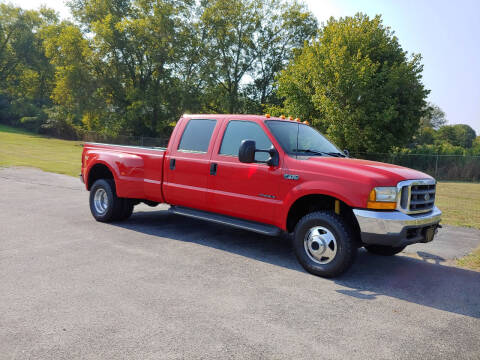 2000 Ford F-350 Super Duty for sale at K & P Used Cars, Inc. in Philadelphia TN