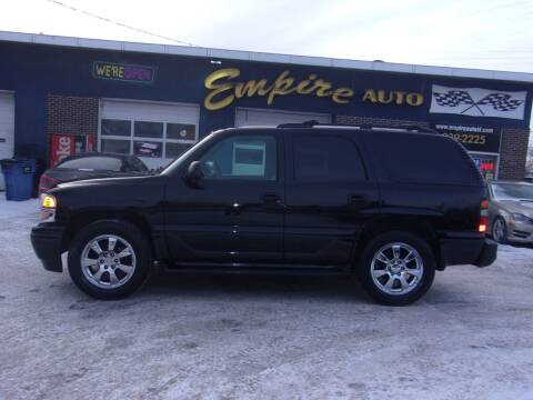 2006 GMC Yukon for sale at Empire Auto Sales in Sioux Falls SD