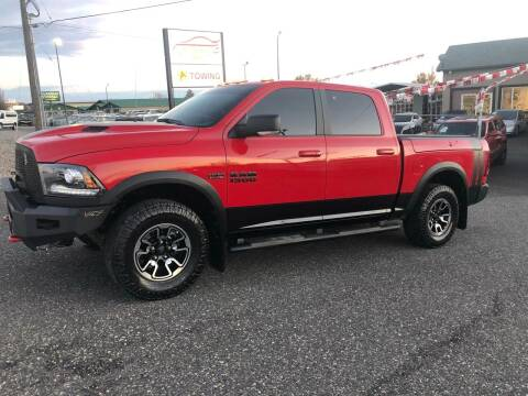 2016 RAM Ram Pickup 1500 for sale at Mr. Car Auto Sales in Pasco WA