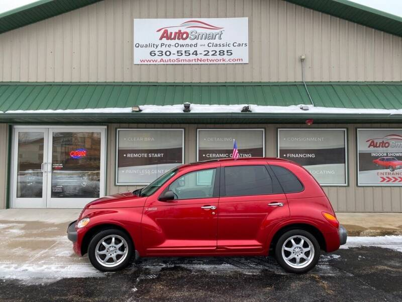 2002 Chrysler PT Cruiser for sale at AutoSmart in Oswego IL