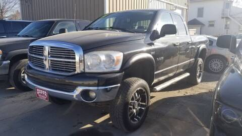 2008 Dodge Ram Pickup 1500 for sale at Buena Vista Auto Sales in Storm Lake IA