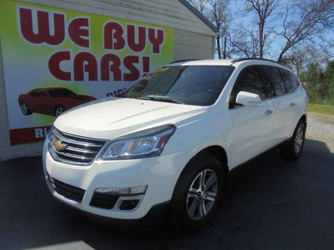 2015 Chevrolet Traverse for sale at Right Price Auto Sales in Murfreesboro TN