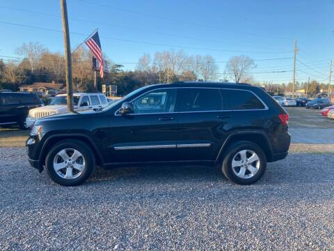 2011 Jeep Grand Cherokee for sale at Joye & Company INC, in Augusta GA