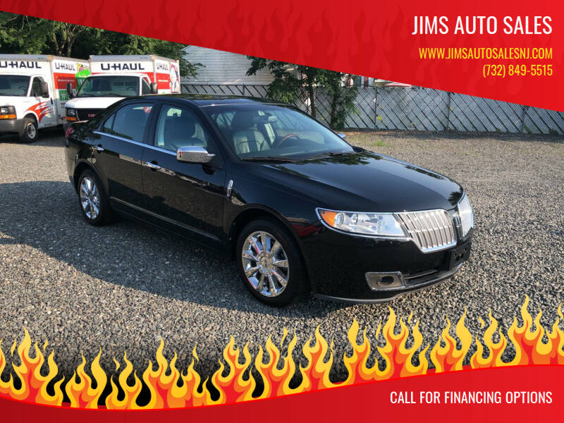 2011 Lincoln MKZ for sale at Jims Auto Sales in Lakehurst NJ