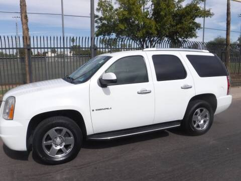 2007 GMC Yukon for sale at J & E Auto Sales in Phoenix AZ