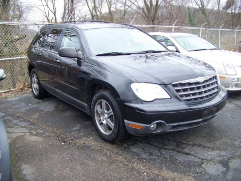 2008 Chrysler Pacifica for sale at Collector Car Co in Zanesville OH