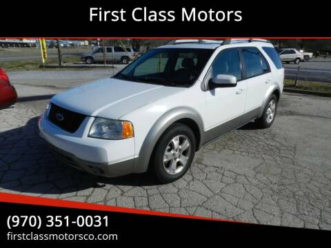 2007 Ford Freestyle for sale at First Class Motors in Greeley CO