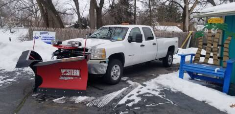 2012 Chevrolet Silverado 2500HD for sale at Big Deal LLC in Whitewater WI