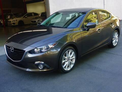 2016 Mazda MAZDA3 for sale at ASAL AUTOSPORTS in Corona CA