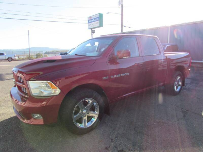 2012 RAM Ram Pickup 1500 for sale at 101 Budget Auto Sales in Coos Bay OR