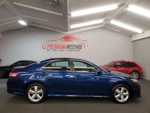 2011 Toyota Camry for sale at Premium Motors in Villa Park IL