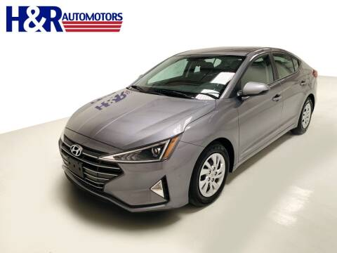2019 Hyundai Elantra for sale at H&R Auto Motors in San Antonio TX