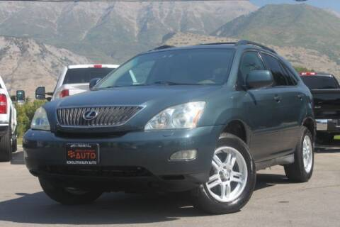 2006 Lexus RX 330 for sale at REVOLUTIONARY AUTO in Lindon UT