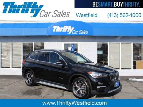 2018 BMW X1 for sale at Thrifty Car Sales Westfield in Westfield MA