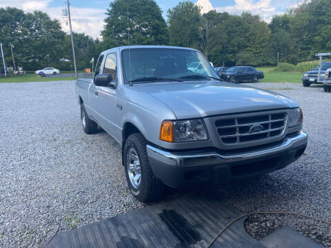 2001 Ford Ranger for sale at Young's Automotive LLC in Stillwater PA
