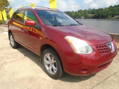 2008 Nissan Rogue for sale at Lake Carroll Auto Sales in Carrollton GA