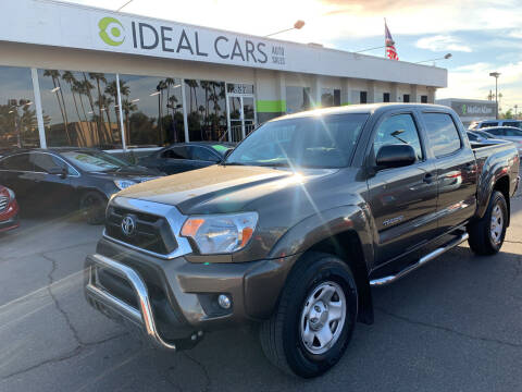 2012 Toyota Tacoma for sale at Ideal Cars East Main in Mesa AZ