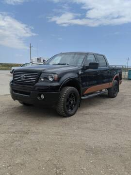 2008 Ford F-150 for sale at HORSEPOWER AUTO BROKERS in Fort Collins CO