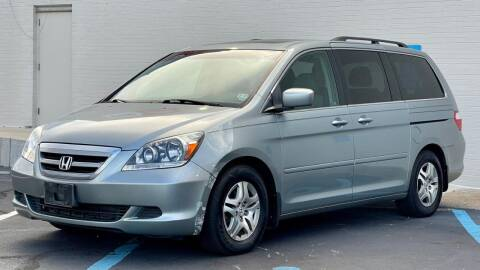 2005 Honda Odyssey for sale at Carland Auto Sales INC. in Portsmouth VA