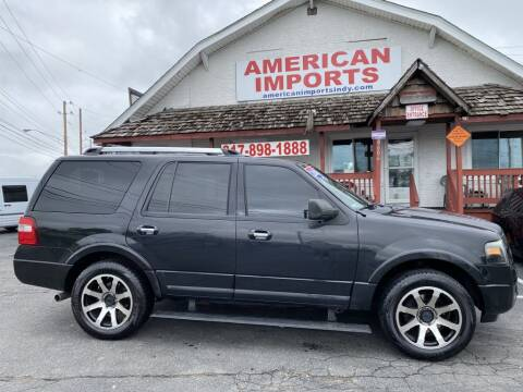 2010 Ford Expedition for sale at American Imports INC in Indianapolis IN
