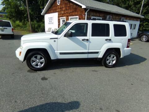 2011 Jeep Liberty for sale at Trade Zone Auto Sales in Hampton NJ