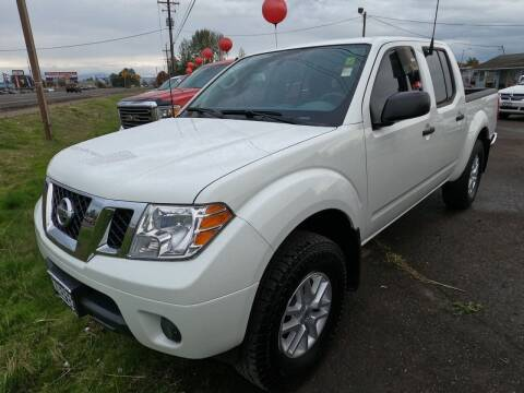 2019 Nissan Frontier for sale at Kiefer Nissan Budget Lot in Albany OR