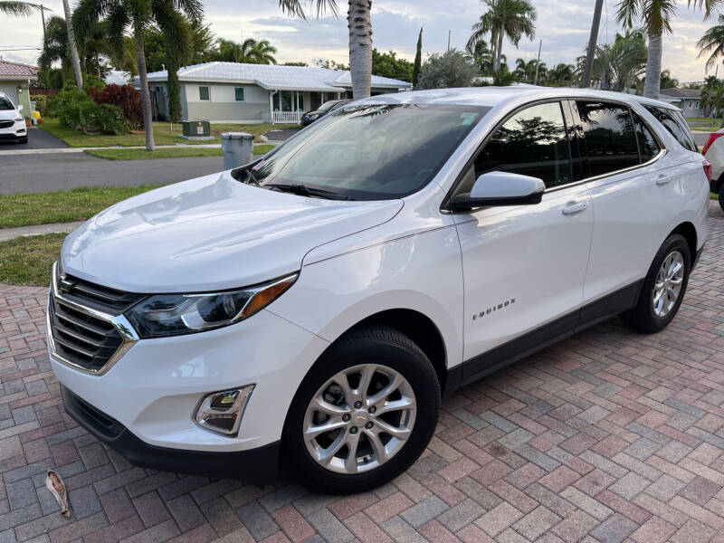 2019 Chevrolet Equinox for sale at FIRST FLORIDA MOTOR SPORTS in Pompano Beach FL