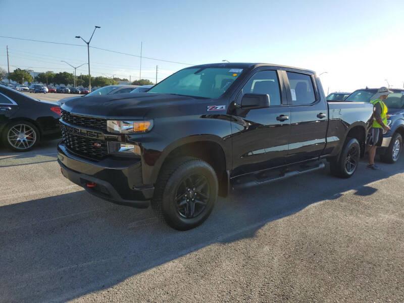 2019 Chevrolet Silverado 1500 for sale at MG Auto Center LP in Lake Park FL