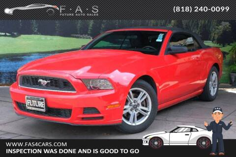 2013 Ford Mustang for sale at Best Car Buy in Glendale CA
