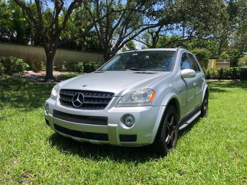 2007 Mercedes-Benz M-Class for sale at GERMANY TECH in Boca Raton FL