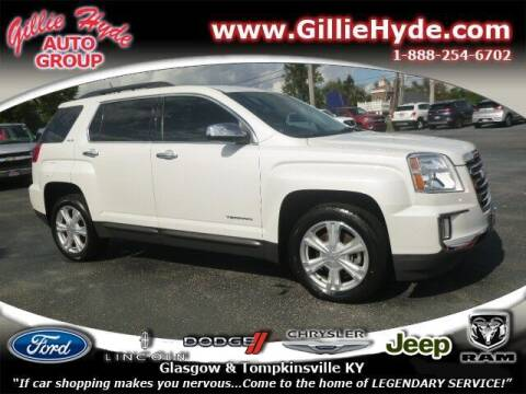 2017 GMC Terrain for sale at Gillie Hyde Auto Group in Glasgow KY
