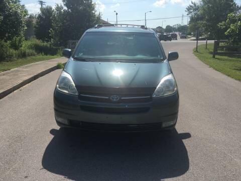 2005 Toyota Sienna for sale at Abe's Auto LLC in Lexington KY