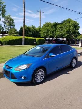 2014 Ford Focus for sale at Premier Motors AZ in Phoenix AZ