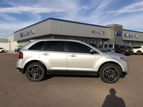 2013 Ford Edge for sale at Schulte Subaru in Sioux Falls SD