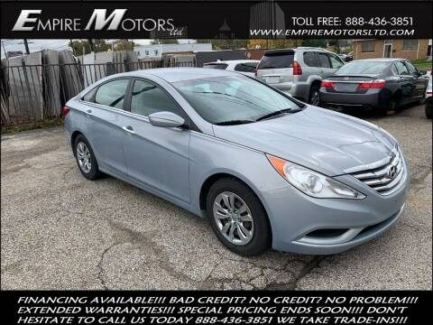 2011 Hyundai Sonata for sale at Empire Motors LTD in Cleveland OH