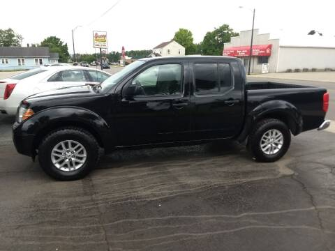 2016 Nissan Frontier for sale at Economy Motors in Muncie IN