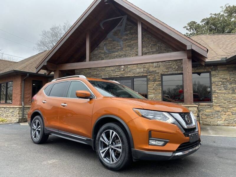 2017 Nissan Rogue for sale at Auto Solutions in Maryville TN