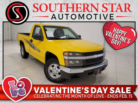 2007 Chevrolet Colorado for sale at Southern Star Automotive, Inc. in Duluth GA