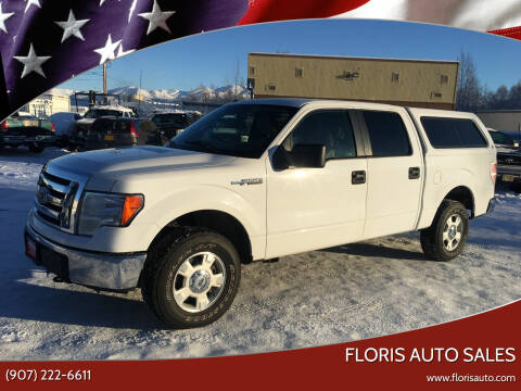 2010 Ford F-150 for sale at FLORIS AUTO SALES in Anchorage AK