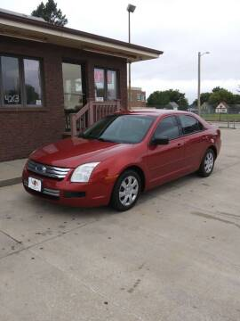 2007 Ford Fusion for sale at CARS4LESS AUTO SALES in Lincoln NE